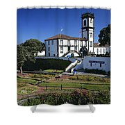 Ribeira Grande Azores Shower Curtain