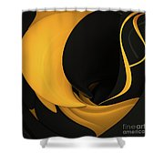 Rich In Love Shower Curtain