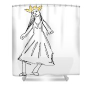 Rich Shower Curtain