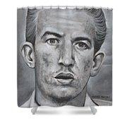 Richard Speck Shower Curtain