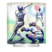 Rick Monday Shower Curtain