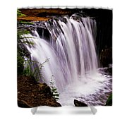 Rickett's Glen State Park Shower Curtain