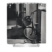 Ride Home Shower Curtain