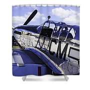 Ride Of A Lifetime Shower Curtain