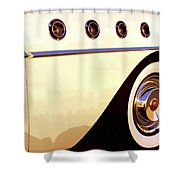 Ride Of The Century Shower Curtain