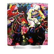Ride To Glory Shower Curtain