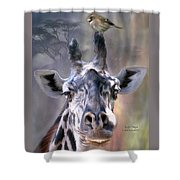 Ridin' High Shower Curtain
