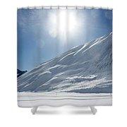 Rifflsee Shower Curtain