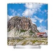 Rifugio Localtelli Shower Curtain