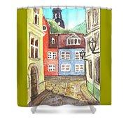 Riga Shower Curtain