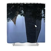 Right Side Up Shower Curtain