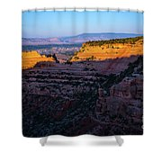 Rimrock Sundown Shower Curtain