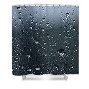 Rindrops 3 Shower Curtain