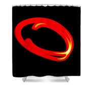 Ring Of Color Shower Curtain