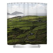 Ring Of Kerry Ireland Shower Curtain