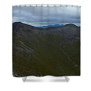 Ring Of Steall Shower Curtain