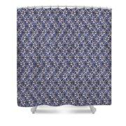 Ringpull 2 Shower Curtain