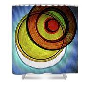 Eclipse-2 # 2 Shower Curtain