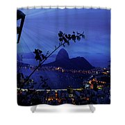 Rio 3 Shower Curtain