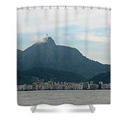 Rio De Janeiro I Shower Curtain