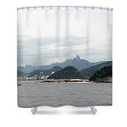 Rio De Janeiro II Shower Curtain
