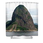 Rio De Janeiro IIi Shower Curtain