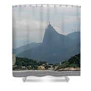 Rio De Janeiro Iv Shower Curtain