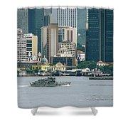 Rio De Janeiro V Shower Curtain