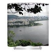 Rio De Janeiro Vii Shower Curtain
