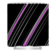 Ripped 02 Shower Curtain