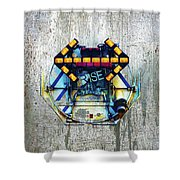 Rise The Obstacle Is The Road Shower Curtain