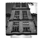 Hardwick Hall - Rising To The Sky Shower Curtain