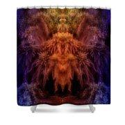 Ritual Dance Shower Curtain