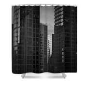 Ritz Carlton Chicago Shower Curtain