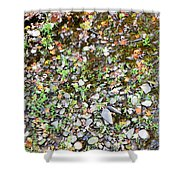River 12 Shower Curtain