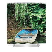 River Avon Boat Shower Curtain