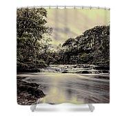 River Avon Shower Curtain