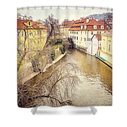 River Ends Shower Curtain