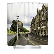 River Ness Shower Curtain