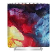 River Of Dreams 2 By Madart Shower Curtain