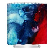River Of Dreams 3 By Madart Shower Curtain