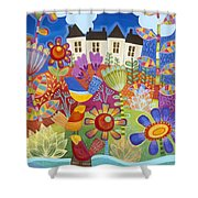 River Of Dreams Shower Curtain