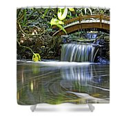 River Of Eternity Shower Curtain