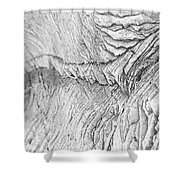 River Of Rock Shower Curtain