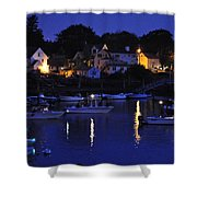 River Reflections Rirep Shower Curtain