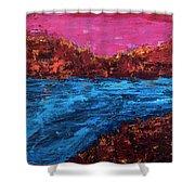 River Run Shower Curtain