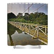 River Teviot  Shower Curtain