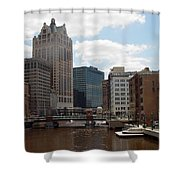 River View Shower Curtain