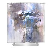 River Wild Shower Curtain