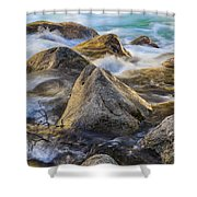 Riverbank Shower Curtain